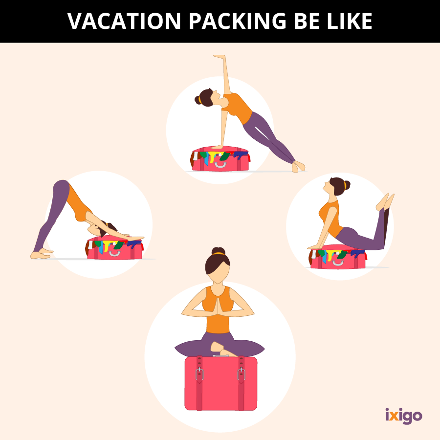 Hoping to bring in game changing option  to offer customised hotel options- ixigo has brought in many new filters for ease of booking a hotel. Seen in picture is an interesting creative ixigo used to gel with International Yoga Day. IDY  has also proved to be a game change as to put India as the World's most sought after wellness destination.