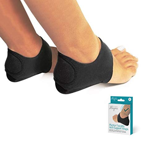Plantar fasciitis is the inflammation of the plantar fascia beneath foot and is a coming occupational hazard. Pic Courtesy: Amazon